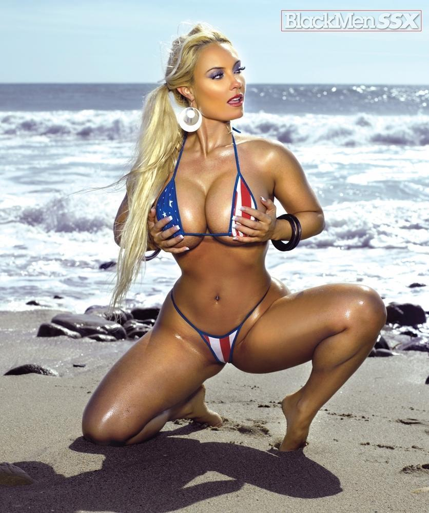 Magnificent ice t and coco austin bikini
