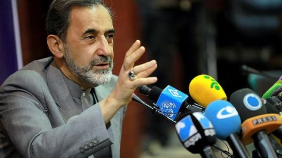 Ali Akbar Velayati (file photo)