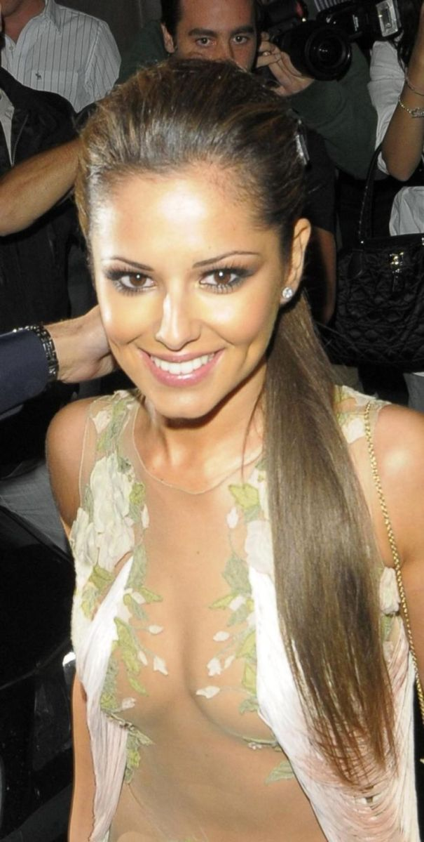 Cheryl: My 15 hours of pain Cole on rose tattoo agony and Girls Aloud reunion