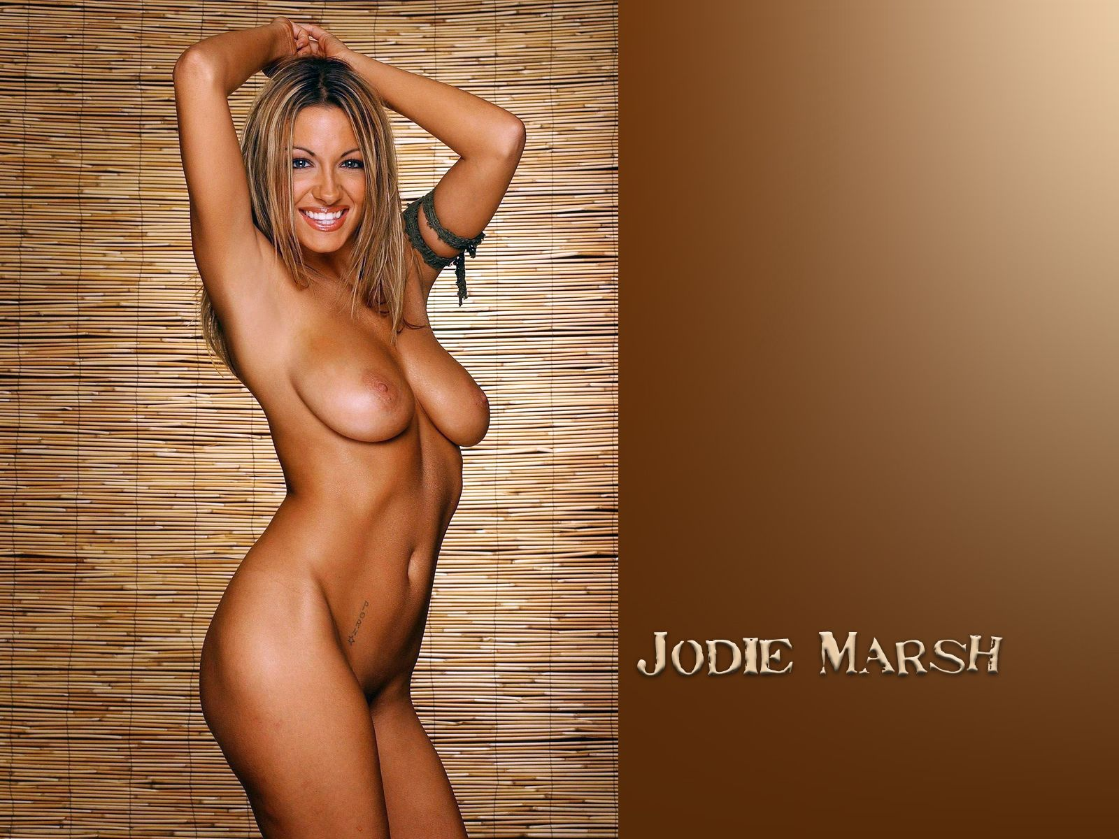 jodie marsh naked