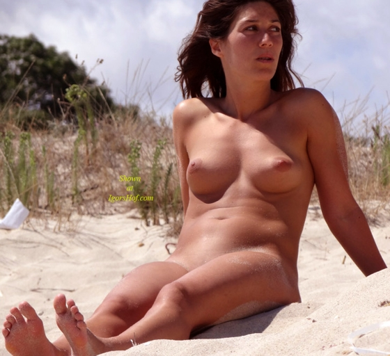nude beach beauty