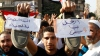 Thousands turn up for subdued Egypt protests