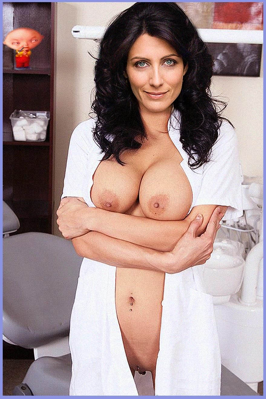 Sexy lisa edelstein nu Right but