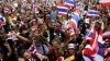 Thai protesters besiege 4 more ministerial buildings