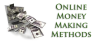The real way to Earn MoneyOnline